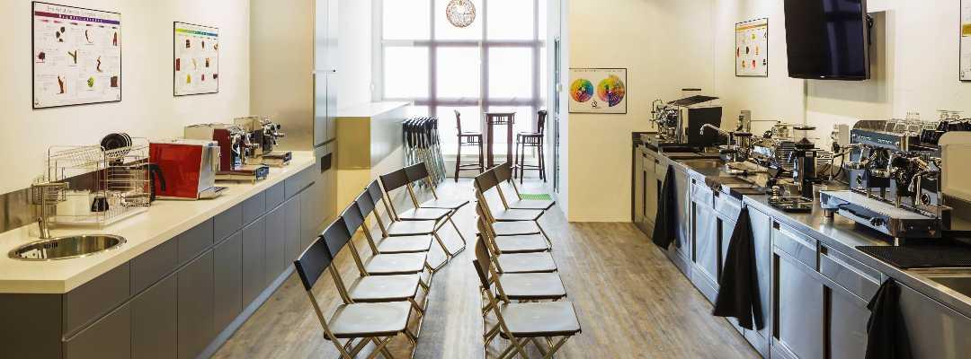 coffee-training-room